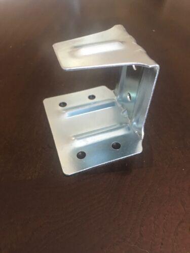"""2"""" Faux  Wood  Blind Center Support Bracket Bali Leveler N"""