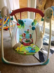 Bright Stars Baby Swing Brighton East Bayside Area Preview