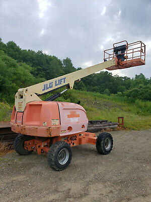 2004 Jlg 400s Boom Lift With 40 Boom