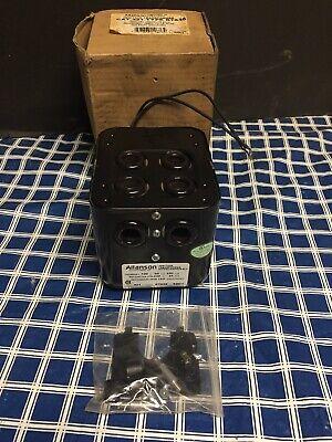 Nib Allanson 421-bt636 Ignition Transformer 120v 23ma Mid Pt Grounded