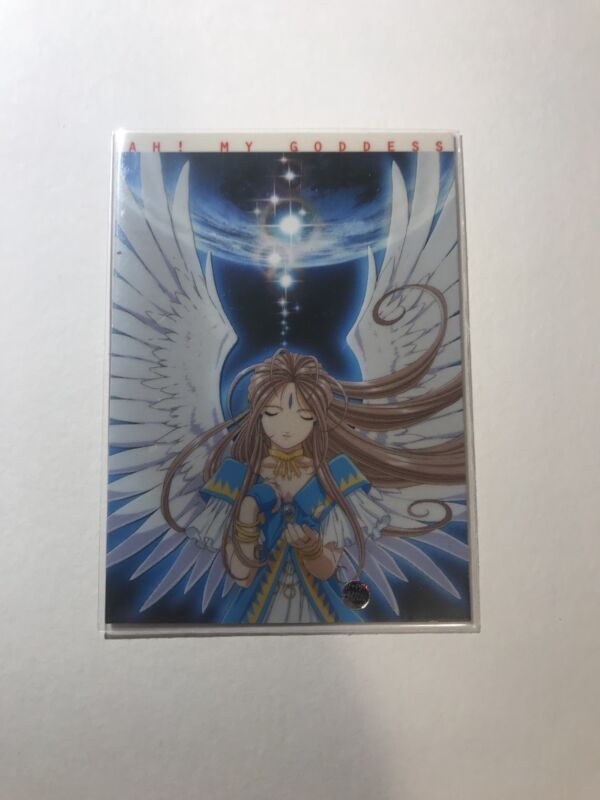 oh my goddess card 092
