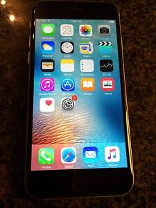 Apple iPhone 6 16GB Black/Silver A1586 - Excellent Condition Rosebery Inner Sydney Preview