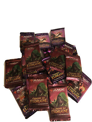 Magic: The Gathering Throne of Eldraine Special Collector Booster Cards - 1 Pack