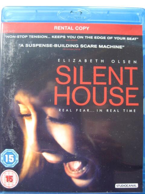 Silent House (Blu-ray, 2012) NEW SEALED PAL Region B
