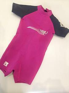 Wetsuit- size 1 girl Albert Park Port Phillip Preview