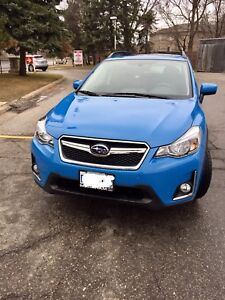 Subaru Crosstrek Hyper Blue Lease Takeover