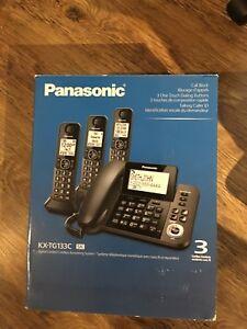 Panasonic KX-TG133C Phone