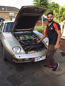 Car service and repair (Mobile Mechanic)
