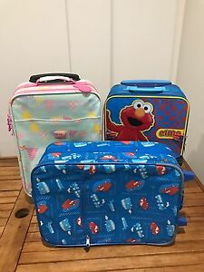 Children's suitcases Idalia Townsville City Preview