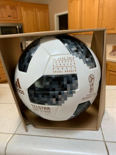Adidas Telstar OMB 2018 FIFA World Cup Russia - First Game