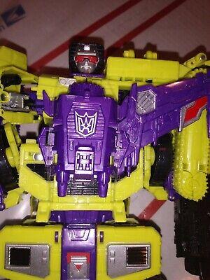 Coolbecomebrave Devastator 6 in 1 Combiner  Transformers PLEASE READ DESCRIPTION