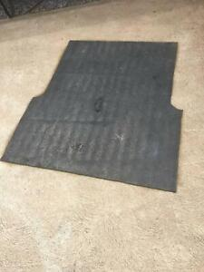 Rubber mat suitable for ute