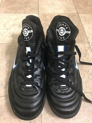 2003 Nike Tiempo 750 est 1992 SOCCER SHOES KICKS INDOOR TRAINERS VINTAGE SNEAKER
