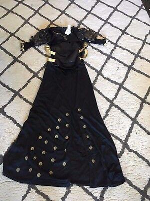 B63 Womens Deluxe 300 Rise Of An Empire Artemisia Final Battle Dress Costume - Artemisia 300 Rise Of An Empire Kostüm