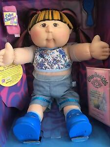 Cabbage patch kids doll collectable new in box Hillman Rockingham Area Preview