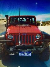 2011 Jeep Wrangler Coupe with over $20k of Extras! Alkimos Wanneroo Area Preview