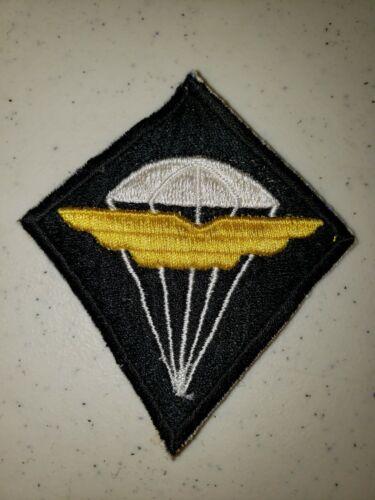 K1028 WW2 France Free French Army Paratrooper Training School L3B