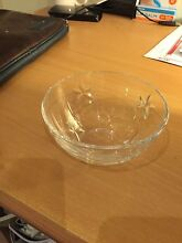 TIFFANY & CO GLASS BOWL - PERFECT CONDITION Brighton East Bayside Area Preview