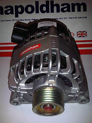 CITROEN NEMO  C2 C3 inc PLURIEL 14 16 NEW RMFD 80A ALTERNATOR 2002 onwards