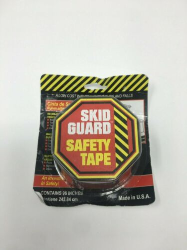 Skid Guard 2 inch x 8 ft Safety Grip Adhesive Tape