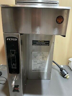 Fetco Extractor Cbs-2031 Cbs-2031e Single 1 Gallon Commercial Drip Coffee Brewer