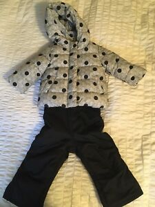 GAP Winter Coat & Snow Pants 18-24 months