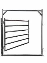 HEAVY Duty Cattle Yard Horse Panel Gate Outdoor Animal from $100 Richlands Brisbane South West Preview