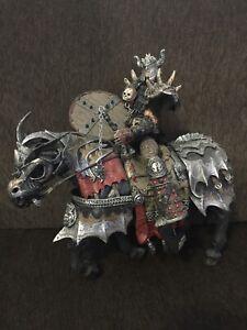 Mcfarlane spawn toy series 22 Vikings age spawn with thunderhoof