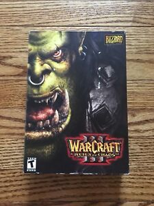 World of Warcraft III: Reign of Chaos