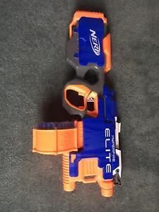 Nerf Gun Hyperfire