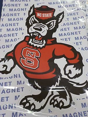 North Carolina State Wolfpack Fan Magnet