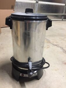 Westbend 36 cup coffee maker