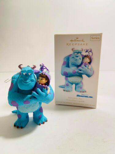 Hallmark 2012 Disney/Pixar Legends 2nd Monsters Inc. Ornament Sully & Boo