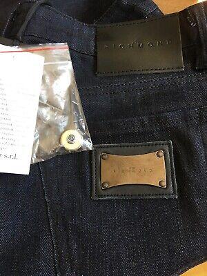 John Richmond Mens Jeans (RRP £165,100% Genuine)