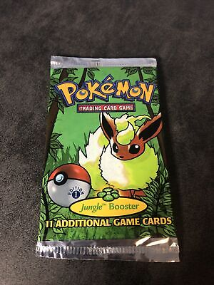 1st Edition Jungle Booster Pack