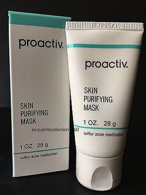Proactiv Skin Purifying Mask 1 Oz Proactive Sulfur Acne Medication Exp  05 2019