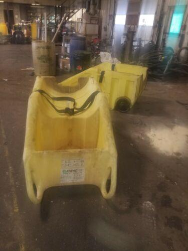 ENPAC POLLY DOLLY, 5300-YE, Safety Yellow