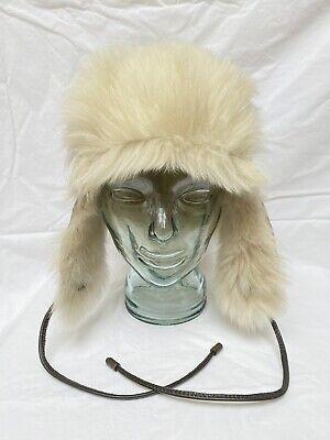 Authentic Karl Donoghue Lambskin Hat