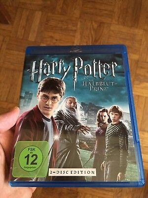 Harry Potter und der Halbblutprinz 2-Disc Edition Blu-ray segunda mano  Embacar hacia Mexico