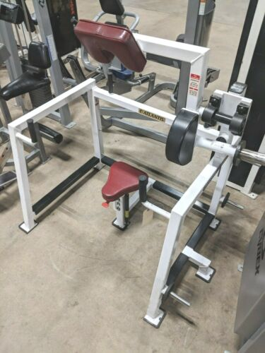 Atlantis 4-WAY NECK Commercial Plate-Loaded Gym Exercise Machine