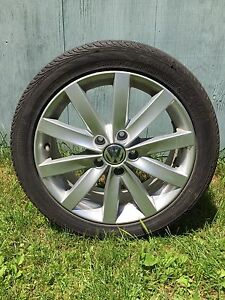 Alloy Rims Vw