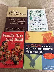 Counselling/Play Therapy Books