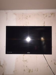 "Phillips 42"" flatscreen"
