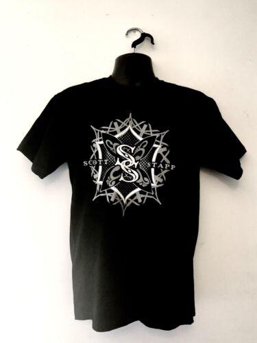 Creed- Scott stapp T-shirt -deadstock Y2K