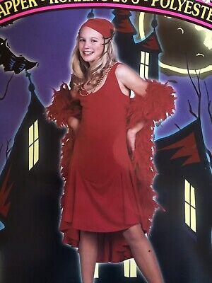 Child Flapper Roaring 20's Costume Black