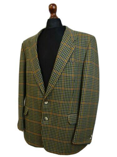 Homme brook taverner veste tweed blazer saxe supreme 44r