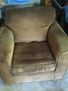 Brown chair Free to a good home