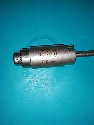 Stryker Surgical 296-80-131 532 Chuck Drill Attachment Medical Orthopedic Or
