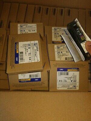 Square D Qo120pdf 20a New In Box