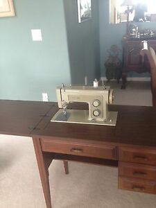 Kenmore cabinet sewing machine